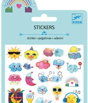 Mini Stickers Djeco
