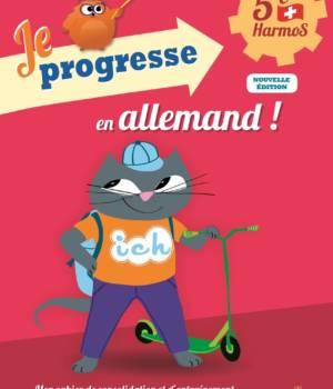 Je progresse en allemand 5e Auzou