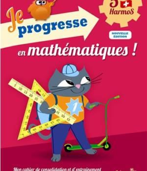 Je progresse en mathematiques 5e Harmos Auzou