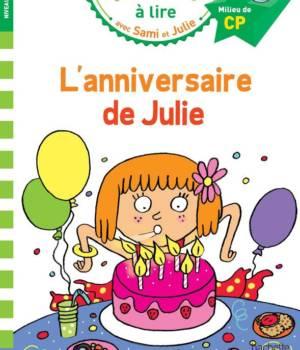 L'anniversaire de Julie