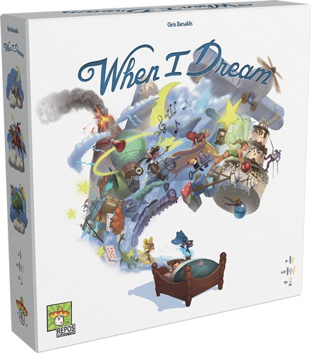 When I dream, un jeu Repos Production