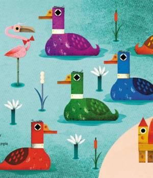 Crazy Ducks, par Djeco
