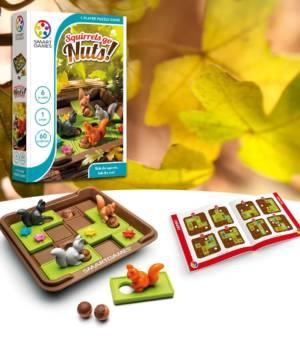 Squirrels go Nuts, par Smartgames