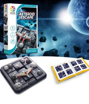 Asteroid Escape, par Smartgames