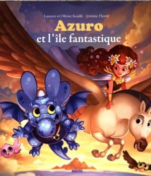 Azuro et l'ile fantastique