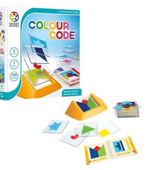 Colour Code, code couleur, par Smartgames
