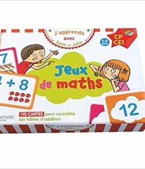 Jeux de maths avec Sami et Julie