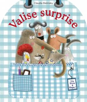 Valise surprise Casterman