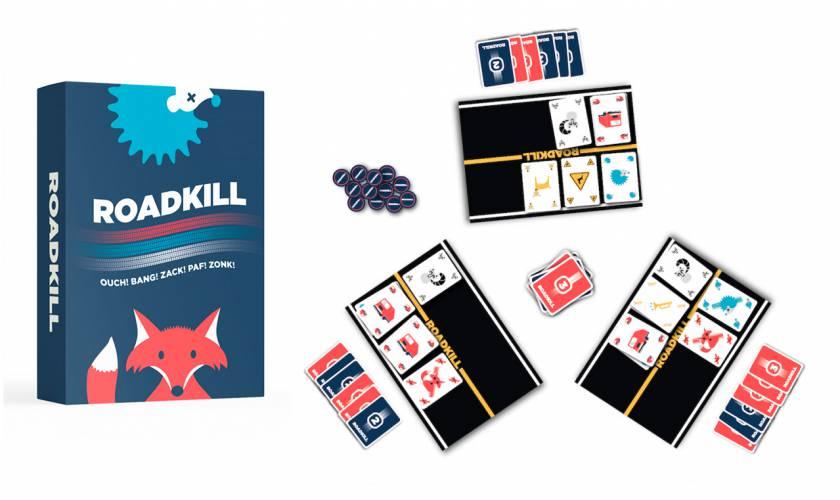 ROADKILL : un jeu de coups-bas et autres mesquineries délirantes !