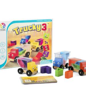 Trucky 3 de Smartgames