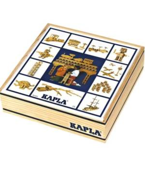 Kapla, un jeu de construction