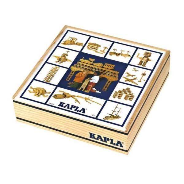 Kapla, un jeu de construction