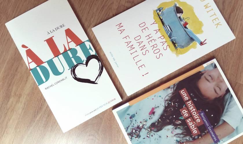De nouveau romans ados