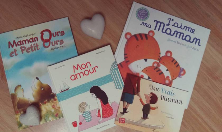 Fête des mamans, une sélection de livres rien que pour elles !