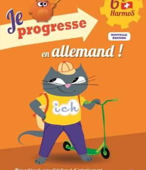 Je progresse en allemand 6e Auzou