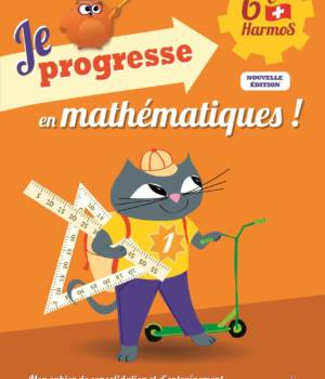 Je progresse en mathematiques 6e Auzou