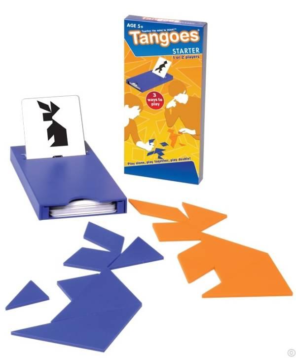Tangoes Starter, un jeu Smartgames