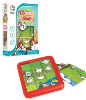 Chicken Shuffle, par Smartgames