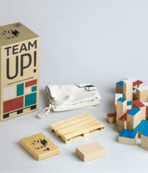 Team Up, un jeu par Helvetiq