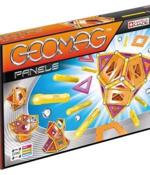 Geomag Panels 114 pcs, jeu magnétique