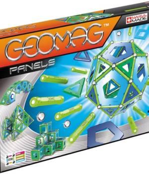 Geomag Panels 192 pcs, jeu magnétique
