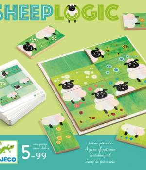 Sheep logic, par Djeco