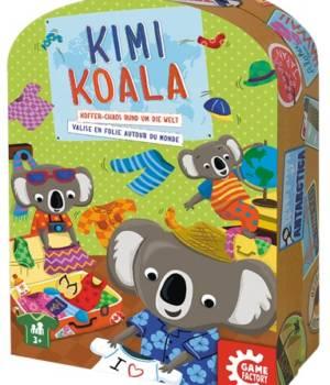 Kimi Koala, un jeu Game Factory
