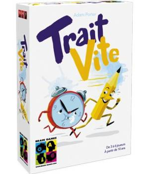 Trait vite, un jeu Brain Games