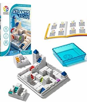 Atlantis Escape - Atlantide - Smartgames