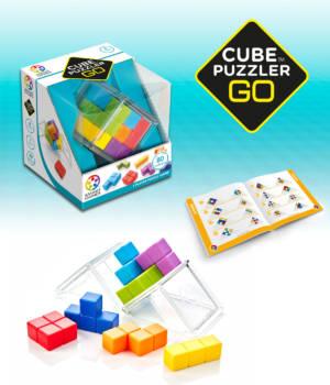Cube Puzzler Go Smartgames