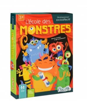 L'école des monstres, des éditions Placote