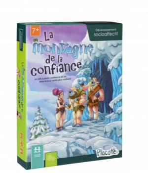 La montagne de la confiance, des éditions Placote
