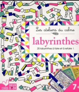 Labyrinthes les ateliers du calme