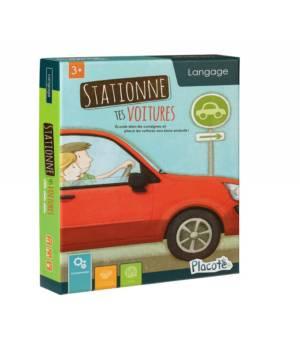 Stationne tes voitures, un jeu de langage aux éditions Placote