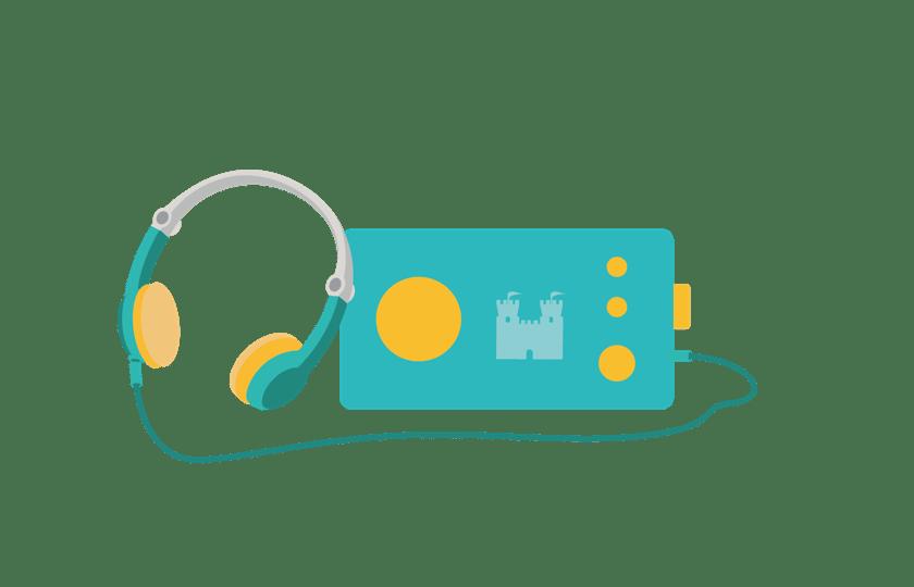 Lunii : la grande nouveauté sur Croc'livres et jeux !