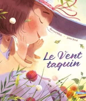 Le vent taquin, un livre Gautier et Languereau